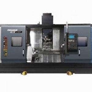 Doosan Puma MX 2600 ST Horizontal-Drehmaschine