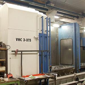 AXA Fahrständer BAZ VHC 3xTS mit Rundtisch