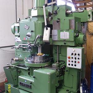 Lorenz S7/1000 Abwälz-Stoßmaschinen